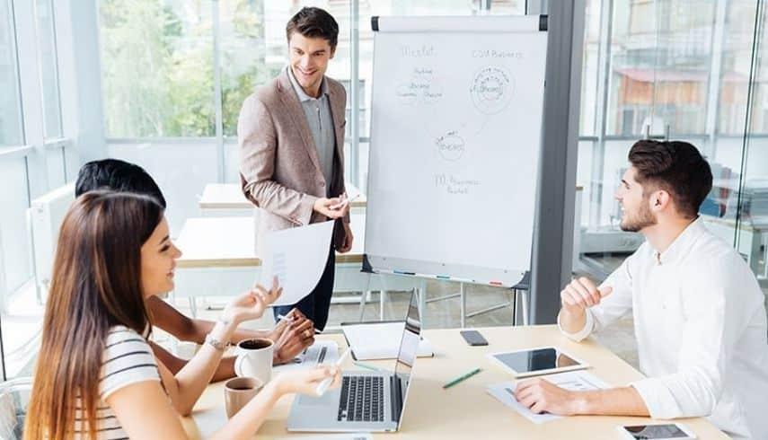 Training on Leadership