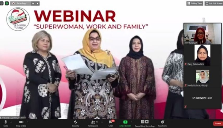 Online Training Superwoman Work Family