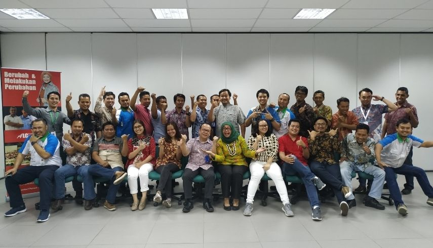 Training for Trainers bersama Bumimulia