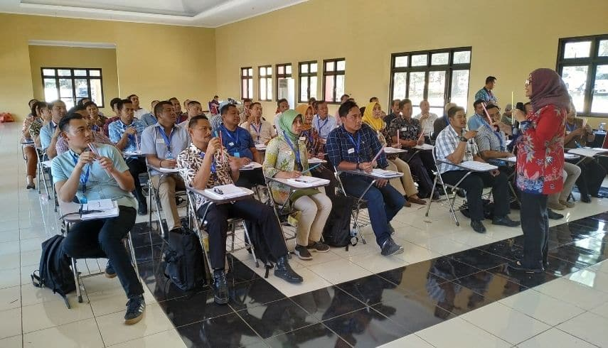 Training Kepemimpinan Power Integrity