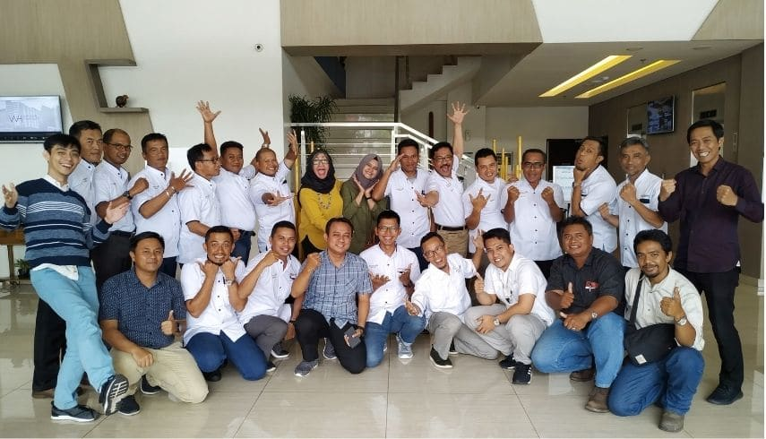 Training Leadership Saptaindra Sejati