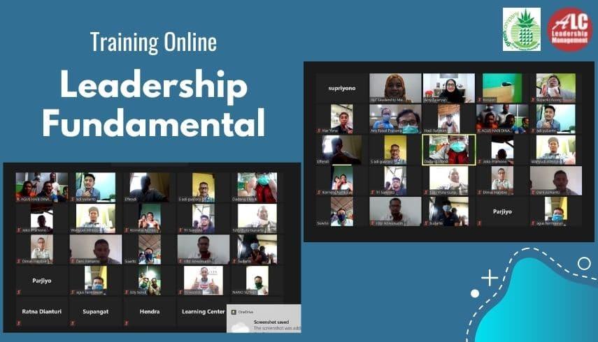 Event Pelatihan Leadership Fundamental