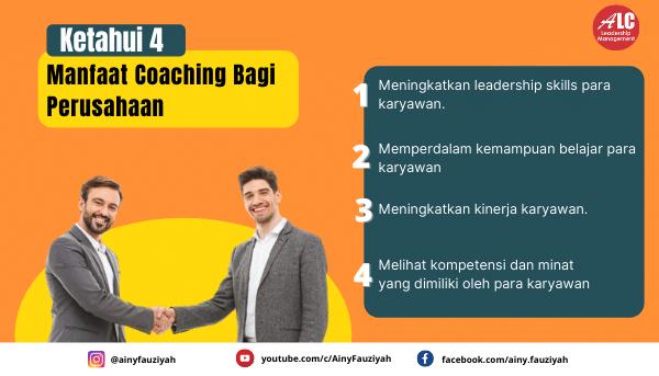 Manfaat Training Coaching