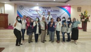 Inhouse Training Character Building