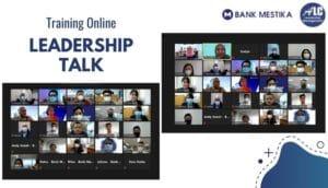 Pelatihan Leadership Talk