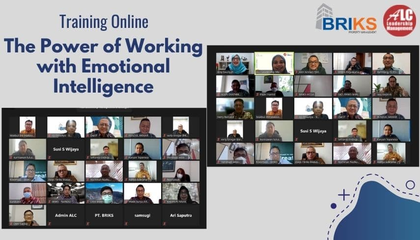 Training Leadership Online bersama Briks