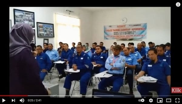 Pelatihan SDM Great Leadership