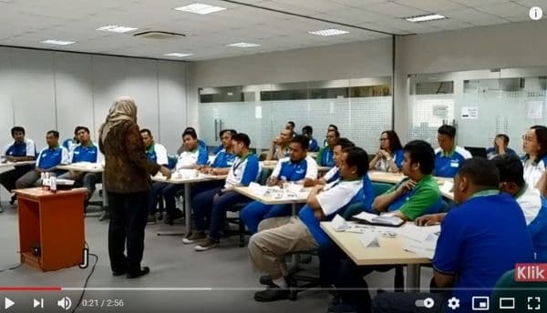 Training For Trainers bersama PT Bumimulia