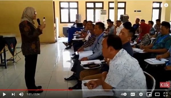 Training Kepemimpinan The Power of Integrity