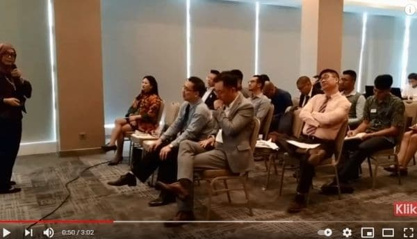 Training Kepemimpinan bersama PT Hanwha Life Insurance Indonesia